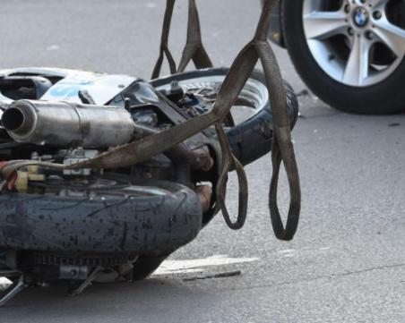 Моторист загина край кърджалийско село