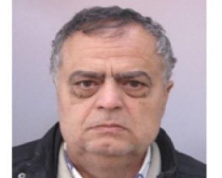 Полицията в Сливен издирва 60-годишен мъж