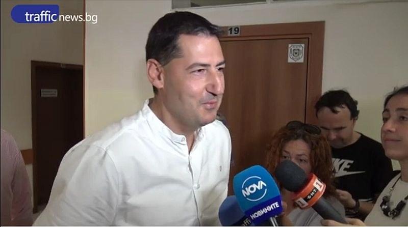 Иван Тотев: Надявам се следващият кмет на Пловдив да е разумен и диалогичен като мен