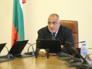 Борисов поздрави английския си колега Борис Джонсън за избирането му на поста