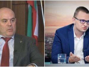 Иван Гешев: Фирмата на Кристиян се занимава с киберрекет, свързана е с политическа поръчка