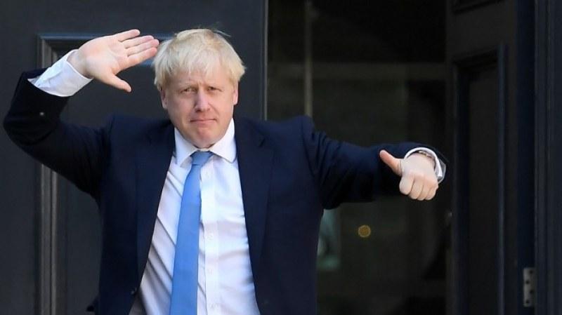 Борис Джонсън официално става премиер на Великобритания днес