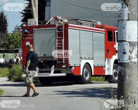 Евакуираха цял блок в Лясковец заради пожар