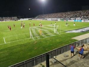 Локо се завърна в Европа с победа след силен мач и празник на Лаута