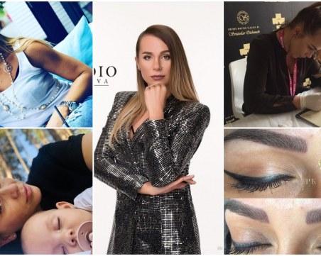 Make-up експертът Петя Колева пред Trafficnews: Не толерирам и не харесвам грим на плажа