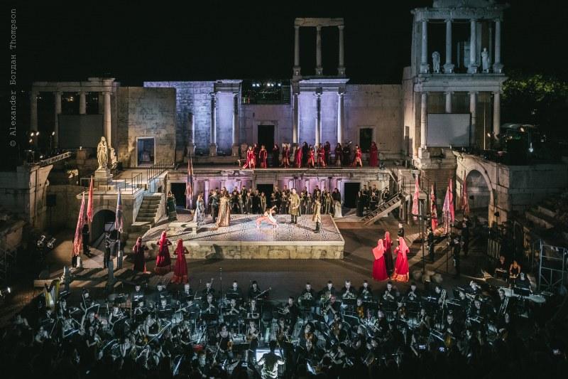 Четвъртия тенор в света довечера на Античния театър в Пловдив