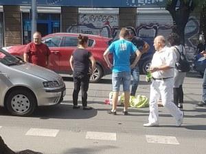 Кола блъсна жена от Виетнам на бул.