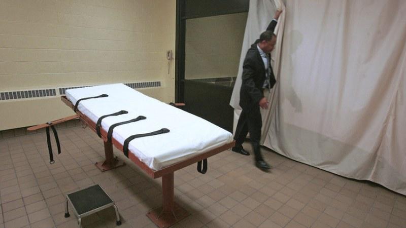 За първи път от 16 години: Екзекутират петима затворници в САЩ