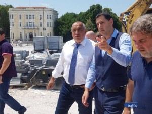 Кой ще е новият кмет на Пловдив? Бойко Борисов подмина въпроса