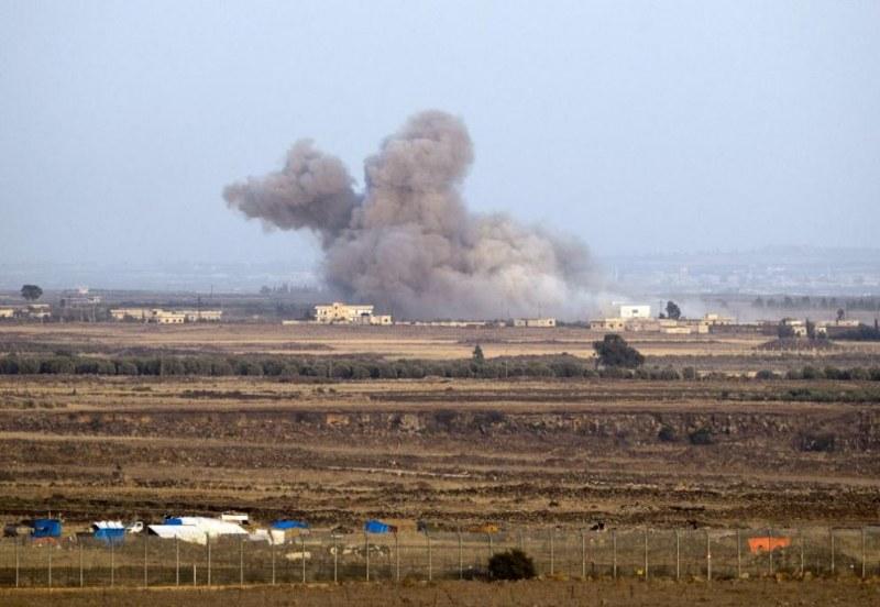 Въздушни удари в Сирия, има загинали цивилни