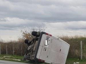 Тийнейджър причинил жестоката катастрофа с жертва на пътя Пазарджик - Пловдив