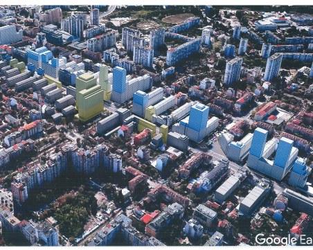 Готвят главен център с подземни улици и небостъргачи в столицата? Вижте как изглежда