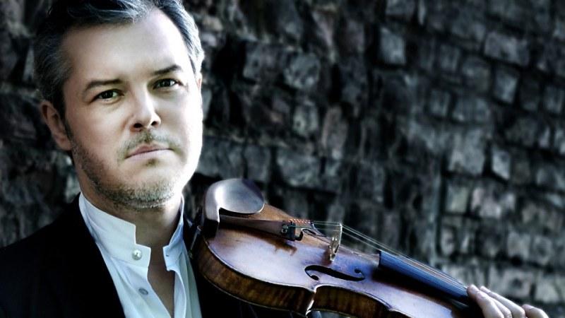 Световноизвестният цигулар Вадим Репин с първи концерт в Пловдив