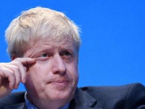 Борис Джонсън: Споразумението за Брекзит е мъртво