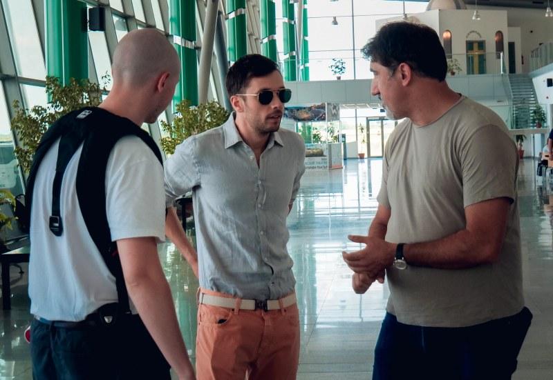 Пловдив върна Стефан Данаилов в киното