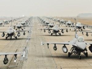 На финалната права! Обнародваха договора за изтребителите F-16