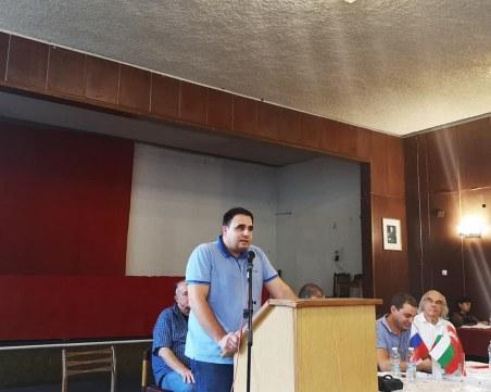 Атанас Баташки е кандидатът на БСП за кмет на район Северен в Пловдив