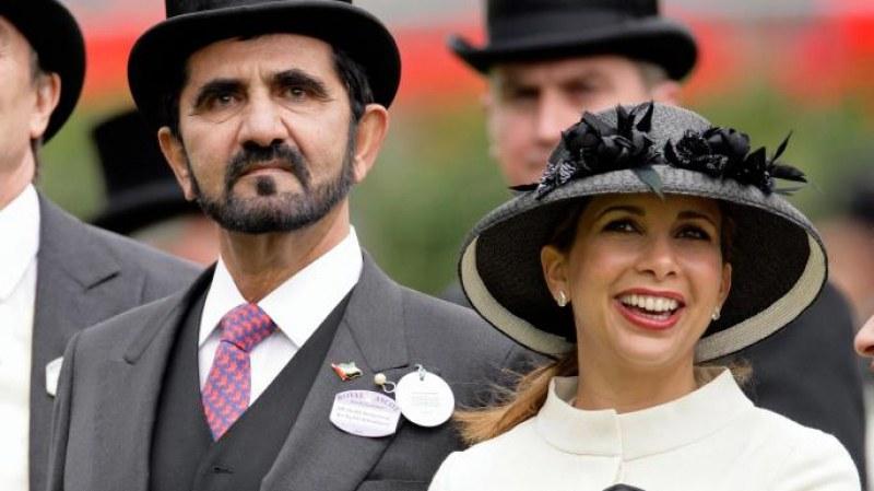 Избягалата принцеса поиска ограничителна заповед срещу шейха на Дубай