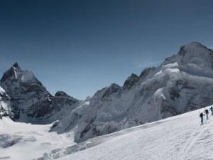800 милиарда литра вода изтекоха от швейцарските глетчери за 14 дни