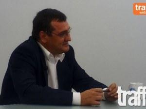 Официално: Славчо Атанасов ще се бори за кметското място в Пловдив