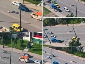 Шофьор прегази и уби софиянка, издирват го!