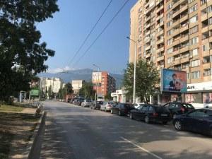 Километрично задръстване на столичен булевард