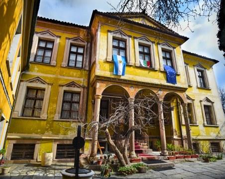 Преди и сега: Архитектурно бижу в Стария град крие спомен от кино