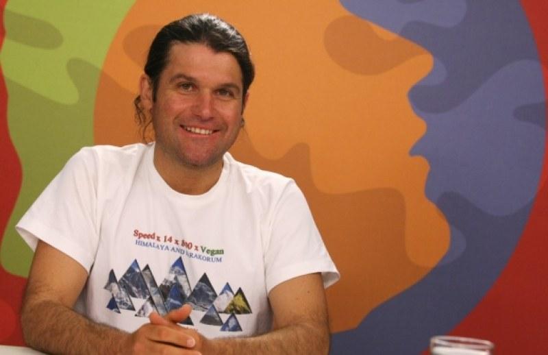 Алпинистът Атанас Скатов: От 8000 метра климатичните промени лесно се виждат