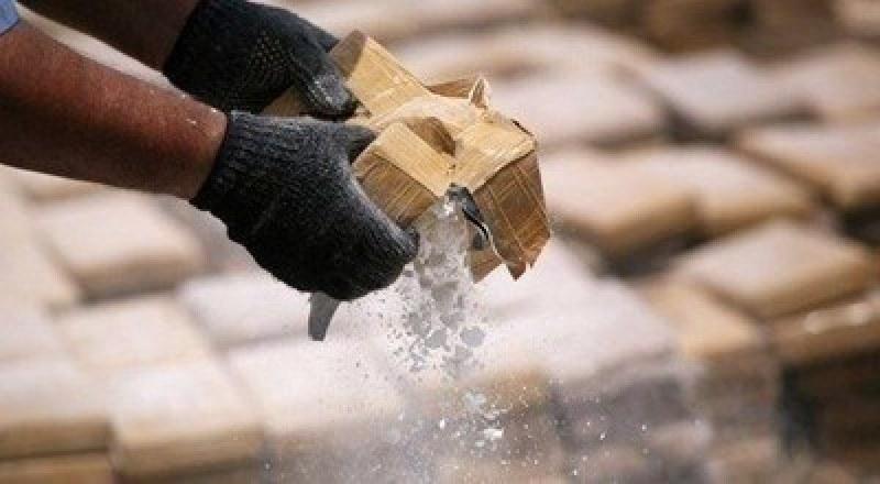 Германия залови рекордните 4,5 тона кокаин