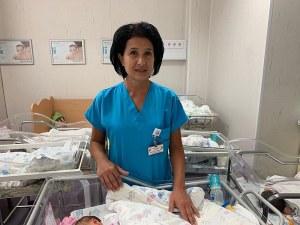 Акушерка Венислава Мяшкова: Кърмата помага не само за физическото, но и за емоционалното и психическо развитие на бебето
