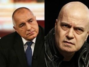 Слави се мери по рейтинг с Борисов
