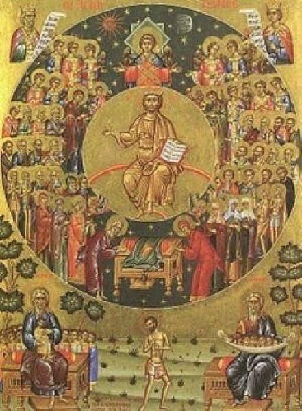 Почитаме игумена на Далматския манастир и неговия син
