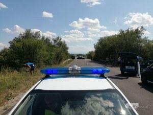 Четири коли се удариха в Пловдивско, петима са пострадали