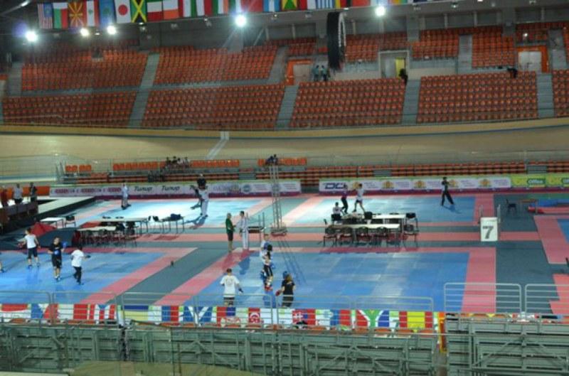 68 български състезатели на световното по таекуон-до в Пловдив