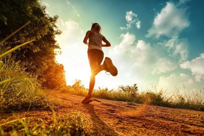 Как да се заредим с енергия преди тичане?