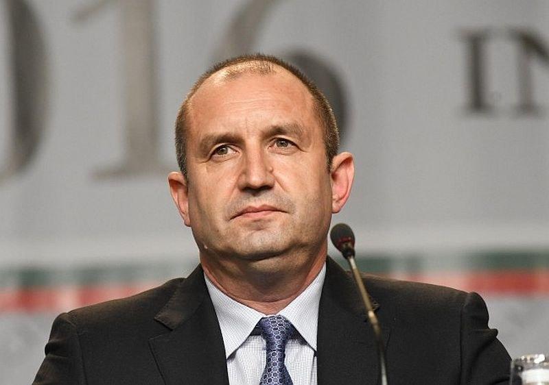 Румен Радев върна с вето Закона за военното разузнаване