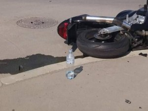 В катастрофа пострада 42-годишен моторист от Пловдив