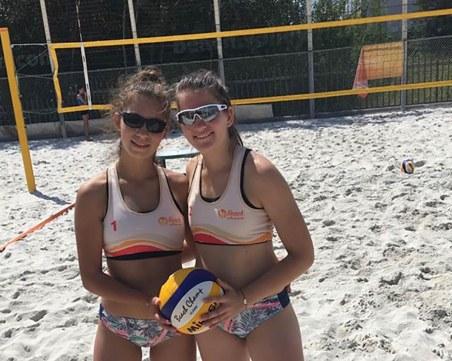 Маричанки спечелиха турнир по плажен волейбол