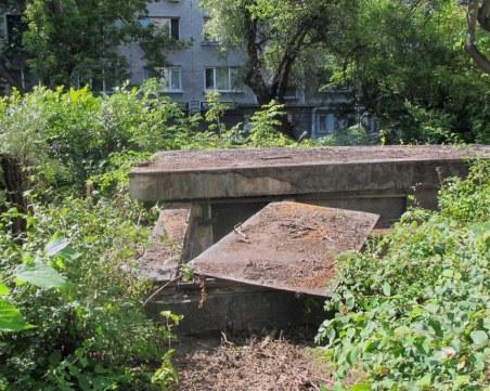 Пробваха грабеж от противоатомно скривалище насред Стара Загора