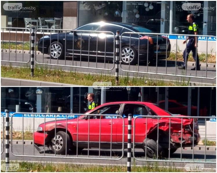 Д-р Енчев катастрофира в Пловдив