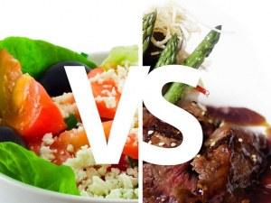 Скритите послания: Вегетарианци или не?