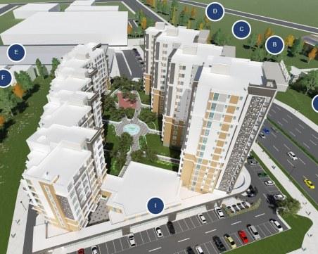 Строителството на бижуто на Пловдив напредва - вече на кота 0