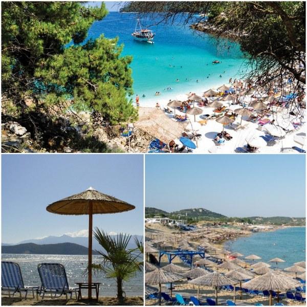 Най-чистите гръцки плажове близо до България, отличени със