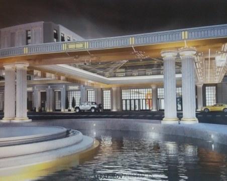 Посрещаме чуждестранни гости със спа и хазарт във втория по големина хотел в България