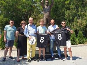 Семейство Садъкови посрещнаха президента на Алианса на либералите и демократите в Европа