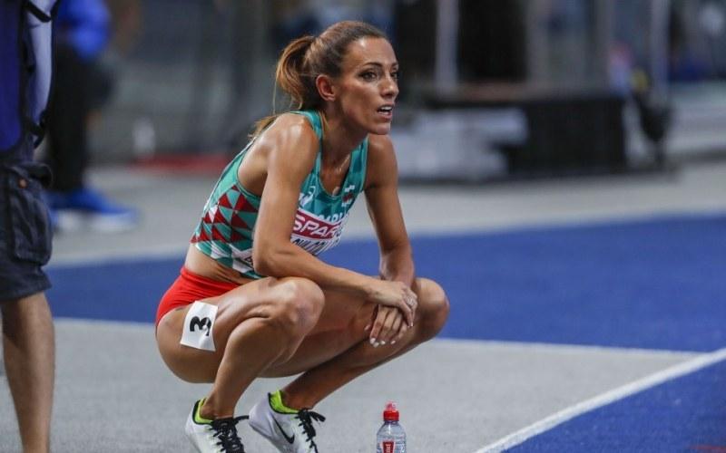 Триумф за Лалова! Най-бързата бяла жена ни донесе първа победа в Хърватия