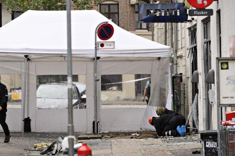 Втора експлозия за 4 дни в Копенхаген
