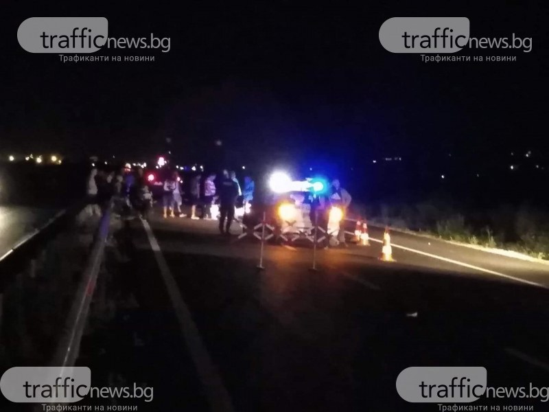 Загиналият край КЦМ моторист е от асеновградския квартал