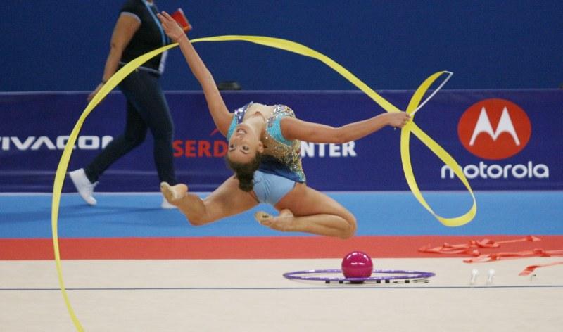 Съставът на гимнастичките ни за световното първенство в Баку вече е ясен