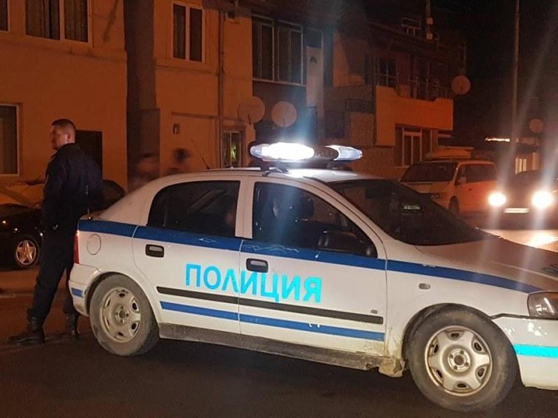 Слух за меле и много полиция във Факултета стресна ромите